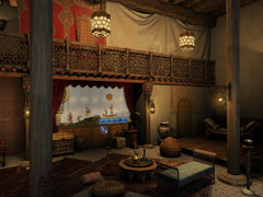 Dracula 4: The Shadow of the Dragon Screenshot 3