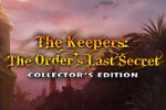 Download The Keepers: The Order's Last Secret Collector's Edition Game