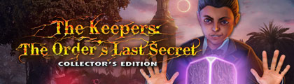 The Keepers: The Order's Last Secret Collector's Edition screenshot