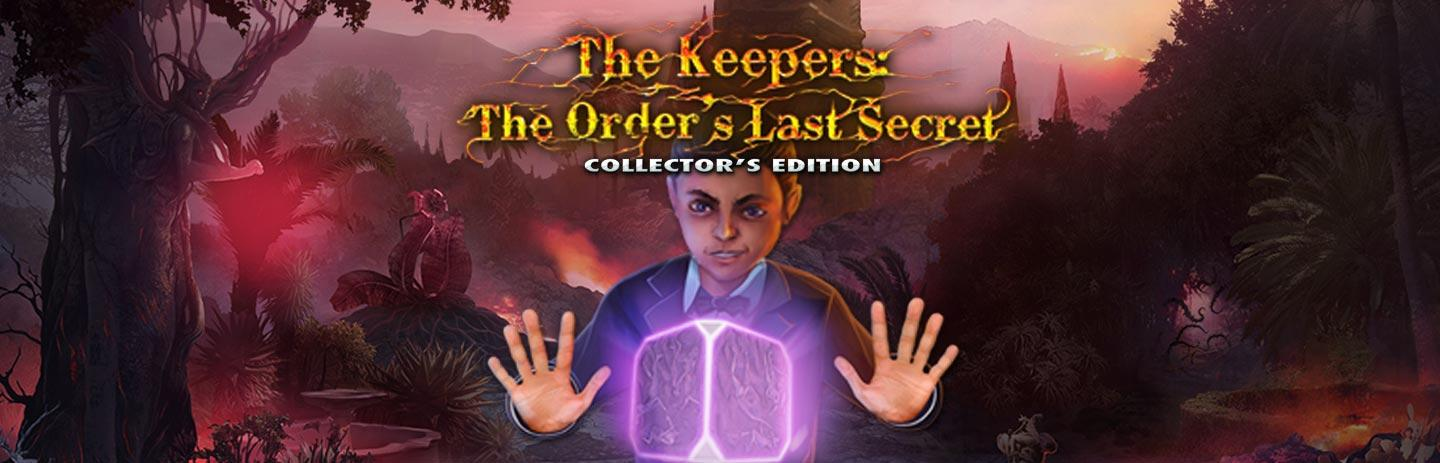 The Keepers: The Order's Last Secret Collector's Edition