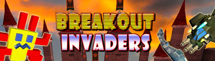 Breakout Invaders screenshot