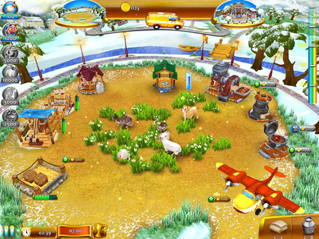 Farm Frenzy 4 large screenshot