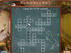 Hidden Object Crosswords thumb 2