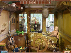 Hidden Object Crosswords thumb 3