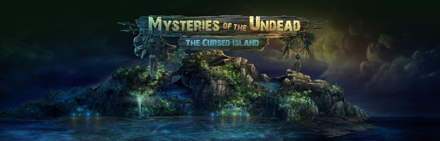 Mysteries of the Undead: The Cursed Island