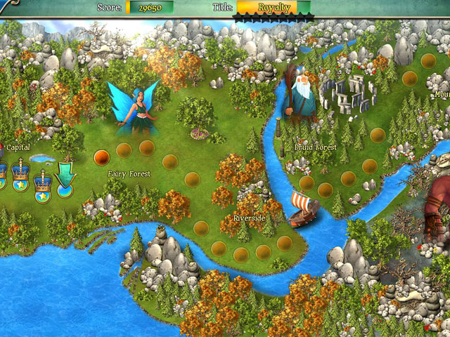 Kingdom Tales large screenshot