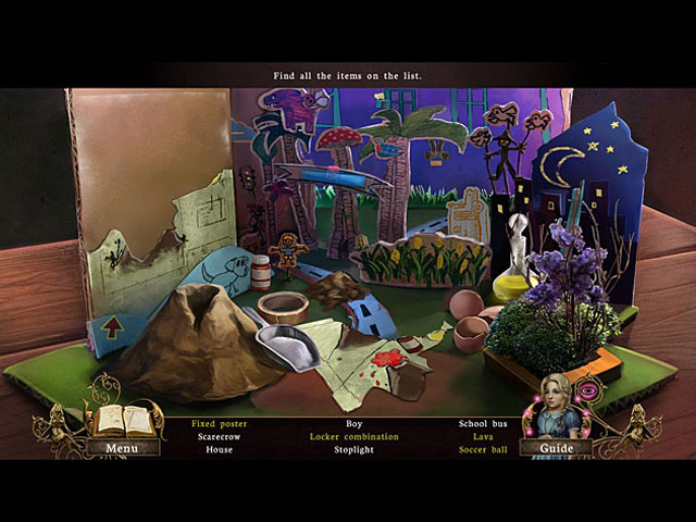 Otherworld: Omens of Summer Collector's Edition large screenshot