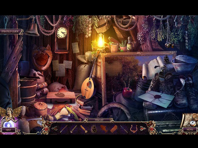Death Pages: Ghost Library Collector's Edition large screenshot