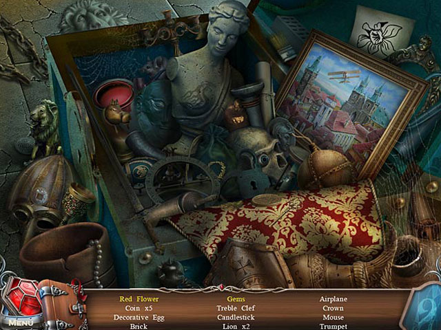 9: The Dark Side of Notre Dame Collector's Edition large screenshot