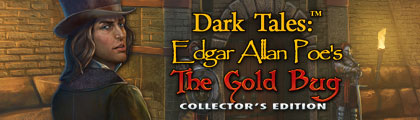 Dark Tales: Edgar Allan Poe's The Gold Bug Collector's Edition screenshot