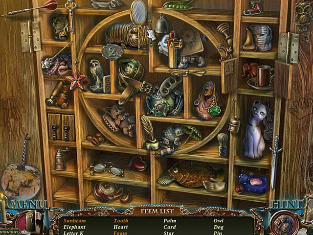 Dark Tales: Edgar Allan Poe's The Gold Bug Collector's Edition large screenshot