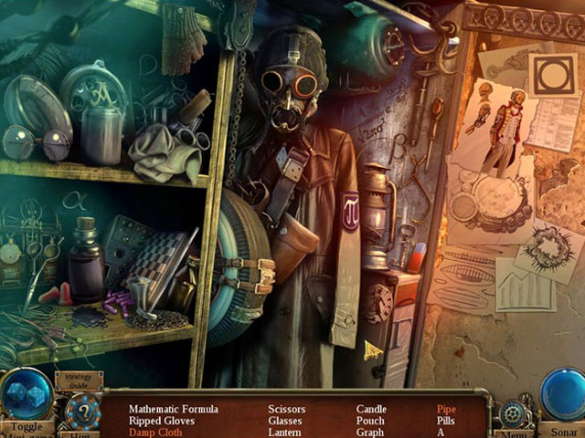 Time Mysteries: The Final Enigma Collector's Edition large screenshot