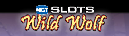 IGT Slots Wild Wolf screenshot