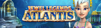 Jewel Legends: Atlantis screenshot