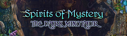 Spirits of Mystery: The Dark Minotaur screenshot