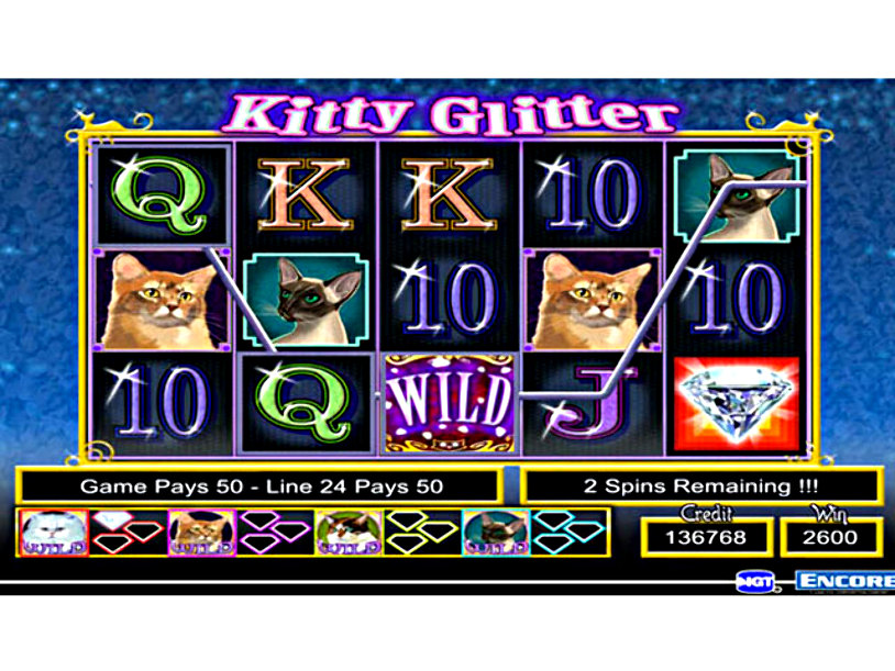 Igt Slots Kitty Glitter Download And Play For Free At Iplay Com