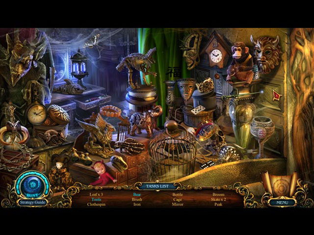Chimeras: Tune of Revenge Collector's Edition large screenshot