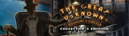 The Great Unknown: Houdini's Castle Collector's Edition screenshot