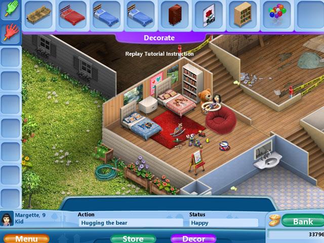 Virtual Families 2 Screenshot 1