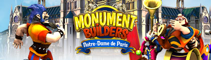 Monument Builders: Notre Dame screenshot