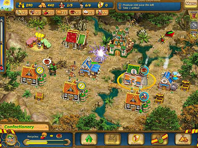 Sweet Kingdom: Enchanted Princess large screenshot
