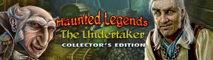 Haunted Legends: The Undertaker Collector's Edition screenshot