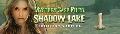 Mystery Case Files: Shadow Lake Collector's Edition screenshot