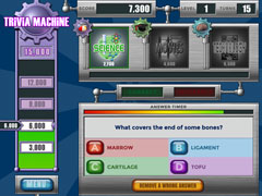 Trivia Machine Reloaded Screenshot 1