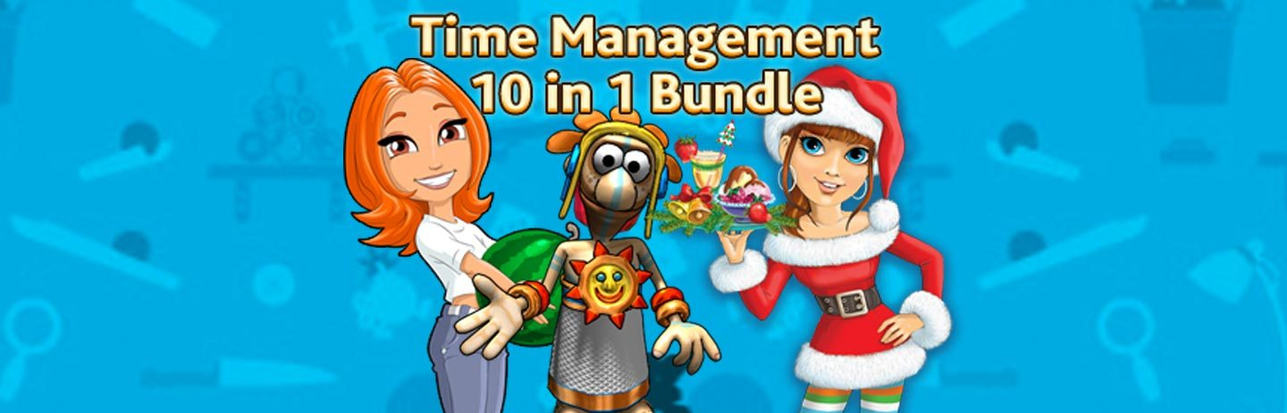 Time Management 10 in 1 Bundle