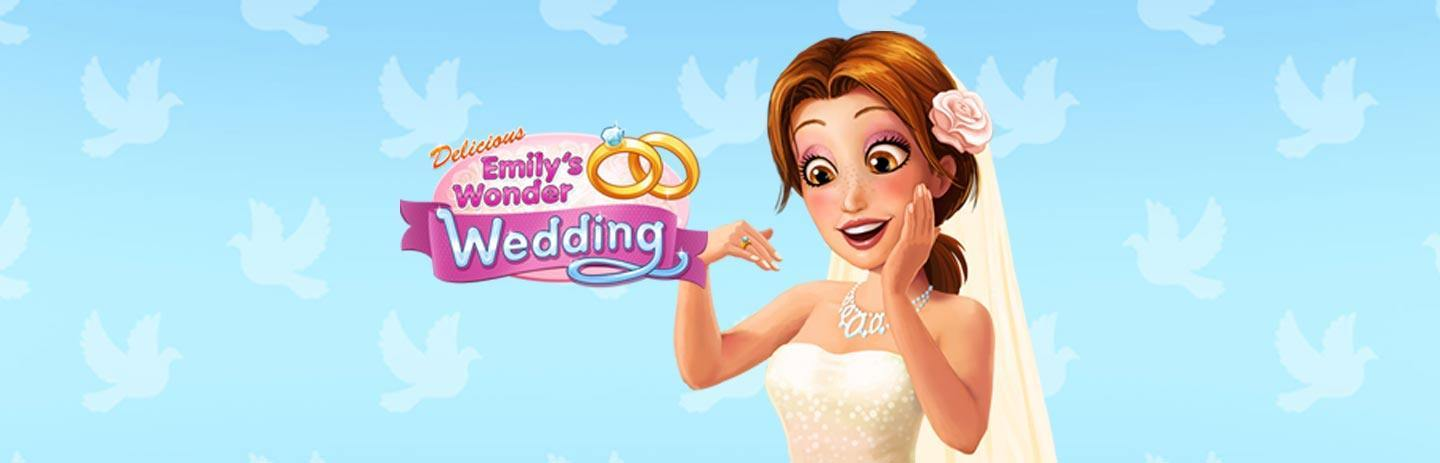 Delicious: Emily's Wonder Wedding