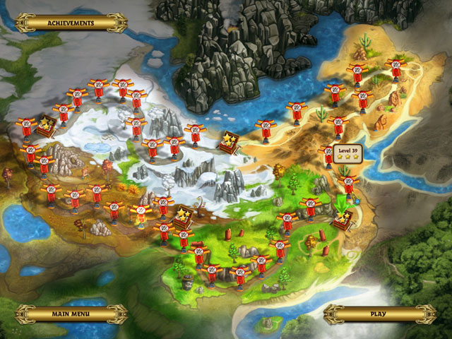 Building the Great Wall of China large screenshot