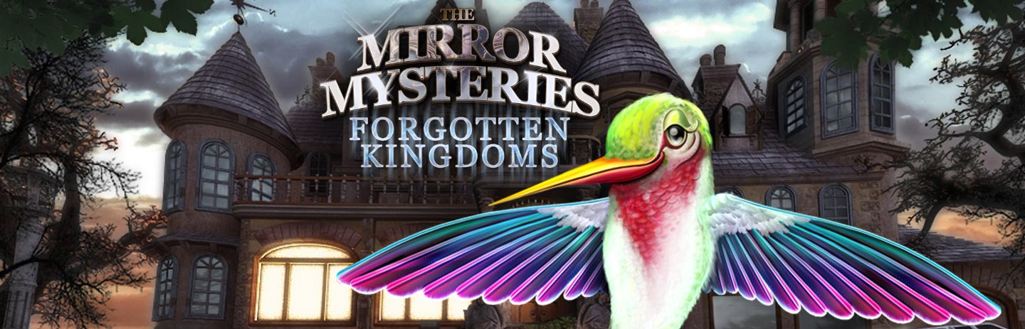 Mirror Mysteries 2: Forgotten Kingdoms
