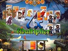 Seven Seas Solitaire Screenshot 2