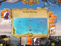Seven Seas Solitaire Screenshot 3