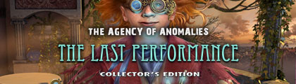The Agency of Anomalies: The Last Performance Collector's Edition screenshot
