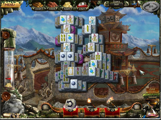 Age of Mahjong large screenshot