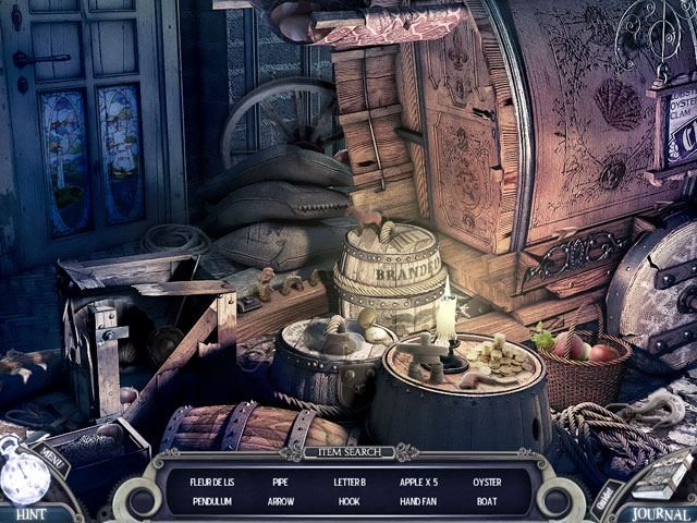 Fairy Tale Mysteries: The Puppet Thief large screenshot