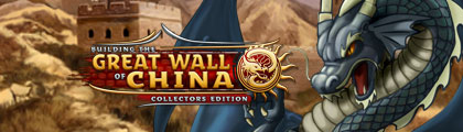 Building the Great Wall of China Collector's Edition screenshot