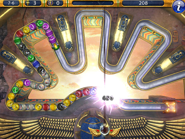 Luxor 2 HD Screenshot 1