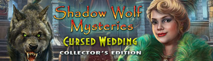 Shadow Wolf Mysteries: Cursed Wedding Collector's Edition screenshot