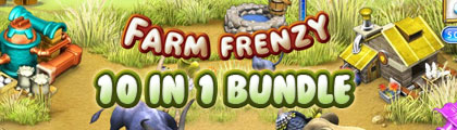 Farm Frenzy 10 in 1 Bundle screenshot
