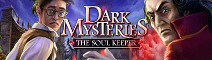 Dark Mysteries: The Soul Keeper Collector's Edition screenshot