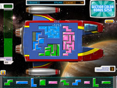 Galactic Express Screenshot 2