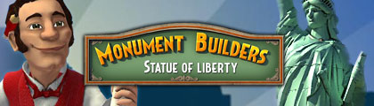 Monument Builders: Statue of Liberty screenshot
