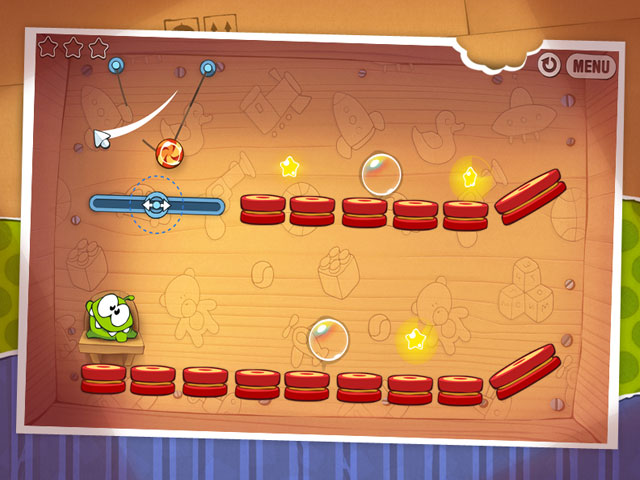 Cut The Rope large screenshot