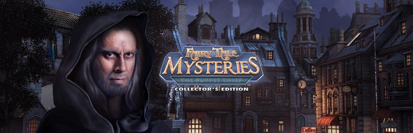 Fairy Tale Mysteries: The Puppet Thief Premium Edition