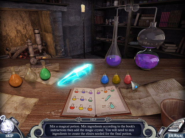 Fairy Tale Mysteries: The Puppet Thief Premium Edition large screenshot
