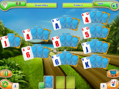 Strike Solitaire Screenshot 2