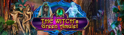The Witch's Green Amulet screenshot