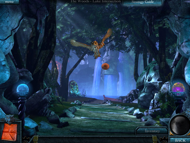 The Beast of Lycan Isle Collector's Edition large screenshot
